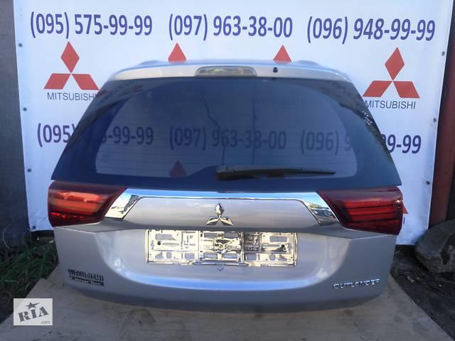 бу Крышка багажника в сборе б/у Mitsubishi Outlander 3 рест. 2015 - 2018 в Киеве