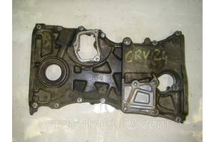 Крышка двигателя передняя 2.4 Honda CR-V (RE) 06-12 (Хонда ЦР-В РЕ)  11410-RZA-010