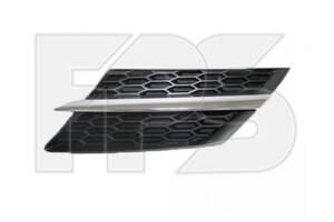 Левая решетка TOYOTA RAV4 CA40 (2012-)