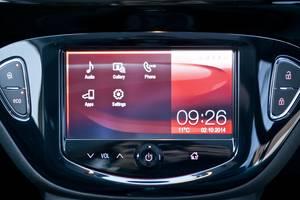 б/у Радио и аудиооборудование/динамики Opel Corsa