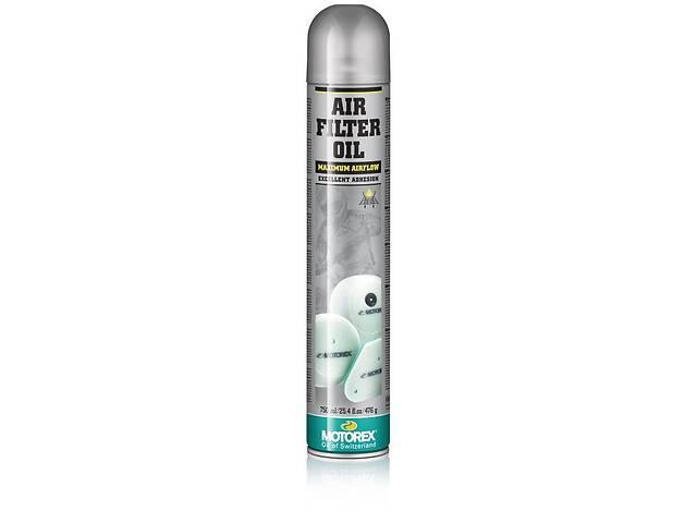 купить бу Масло фильтра воздушного Motorex Air Filter Oil (750мл) в Черкасах