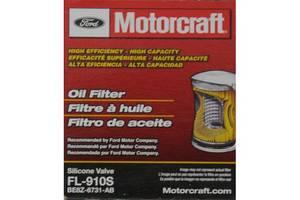 Новые Масляные фильтры Ford Edge