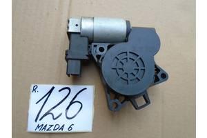 б/у Моторчики стеклоподьемника Mazda 3