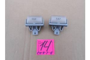 б/в Ліхтарі підсвічування номера Mazda CX-7