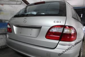 Бамперы задние Mercedes E-Class
