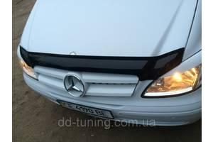 Дефлекторы Mercedes Viano груз.
