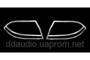 Хромированные накладки Mitsubishi Lancer IX