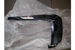 Новые Молдинги заднего/переднего бампера Mitsubishi Outlander
