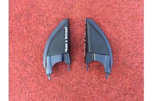 Накладки двери (листва) Mitsubishi Lancer