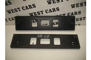 Б/У Накладка переднего бампера Accord 2003 - 2007 71145-tl0-g000. Вперед за покупками!