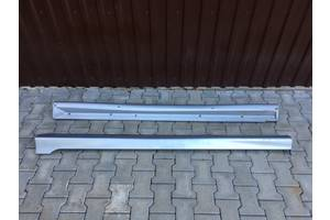 Накладки порога Mitsubishi Lancer