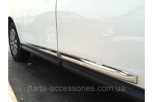 Новые Молдинги двери Nissan Pathfinder