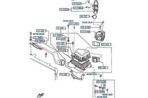 Новые Трубы приёмные Mazda MPV