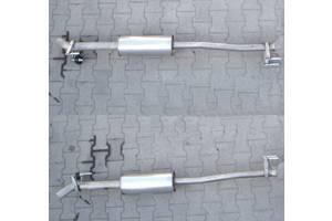 Новая выхлопная труба Мерседес Спринтер после 2010 года