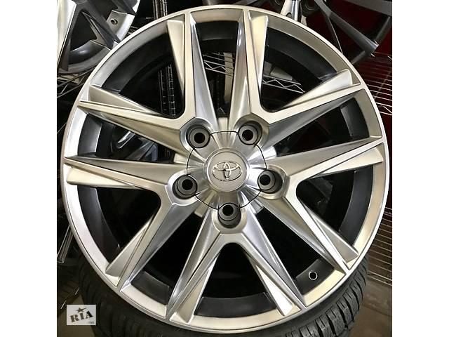 бу Новые оригинальные литые диски R20 5*150 Toyota  Sequoia (Land Cruiser 200, Tundra) в Харькове