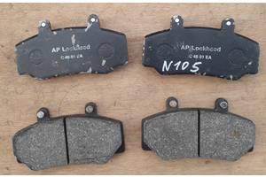 Новые Тормозные колодки комплекты Volvo 940