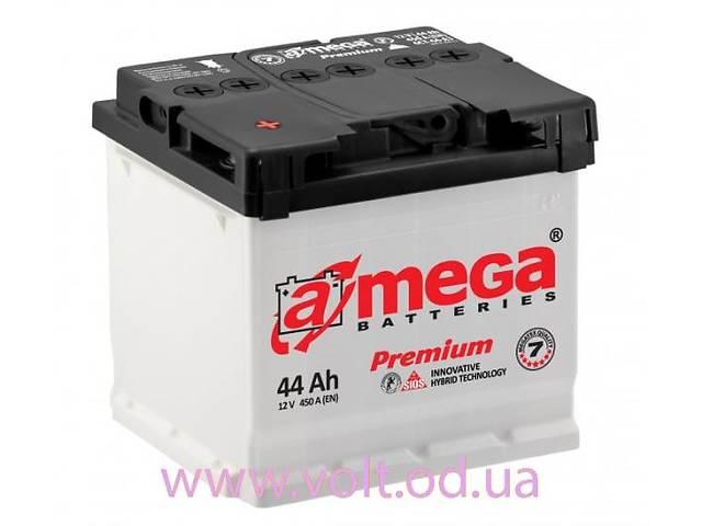 купить бу Новий акумулятор для легкового авто A-Mega. Акція при чдаче старого АКБ в Одесі