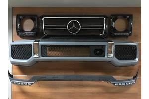 Новые Бамперы передние Mercedes G-Class