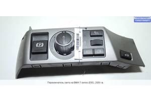 Новые Блоки управления освещением BMW 730