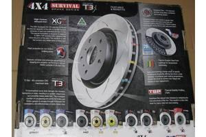 Новые Тормозные диски Toyota Land Cruiser Prado 120
