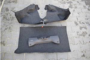 Обшивка багажника б/у Fiat 500 2007-
