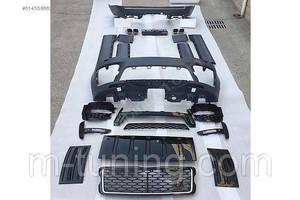 Новые Обвесы бампера Land Rover Range Rover