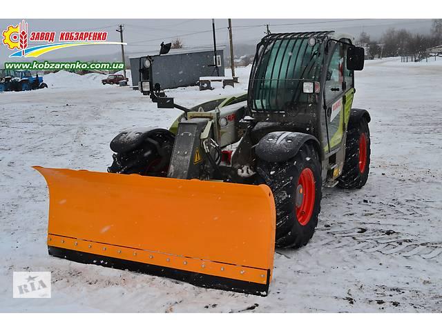 продам Отвал снегоуборочный к погрузчикам всех производителей Claas, Case, Manitou, Merlo, Bobcat и др. бу в Одессе