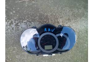 Панели приборов/спидометры/тахографы/топографы Toyota Rav 4