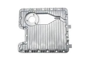 Поддон двигателя масляный BMW X5 E53 с отверстием для датчика (Van Wezel) 11137500210