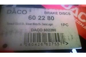Нові Гальмівні диски Renault