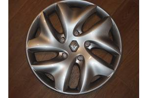 Новые Колпаки Renault Megane III