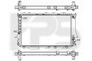 Новые Радиаторы АКПП Audi 100