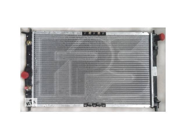 купить бу Радиатор охлаждения двигателя Daewoo Lanos (NRF) FP 22 A684-X в Києві