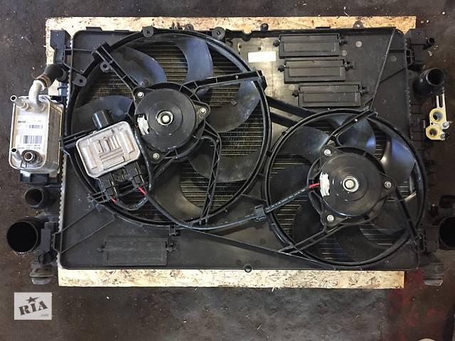 продам Радиатор охлаждения кондиционера  диффузор Кассета в сборе Land Rover Range Rover Evoque L538 бу в Одессе