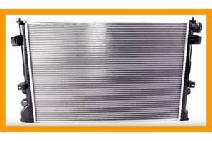 Радиатор охлаждения Тосола Fiat Scudo Citroen Jumpy Peugeot Expert 1.9 2.0 JTD HDI 1995-2006 Скудо Джампи Эксперт