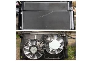 Радиатор Toyota Rav 4 2015-2018 (гибрид). Радиатор тойота рав 4