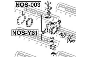 Ремкомплект сальников кулака NISSAN PATROL GR V Wagon (Y61) 1997- г.