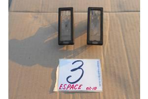 б/в Ліхтарі підсвічування номера Renault Espace