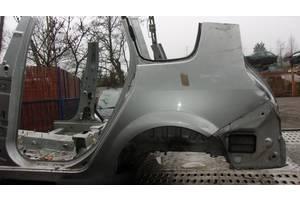 чверті автомобіля Renault Grand Scenic