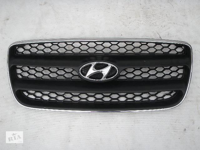 продам Решётка радиатора  Hyundai Santa FE бу в Киеве