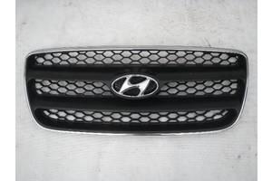 грати радіатора Hyundai Santa FE
