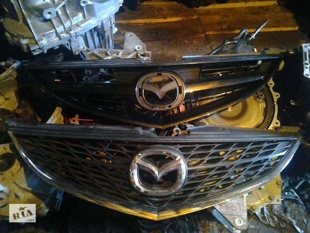 купить бу Решётка радиатора Mazda 6 в Киеве