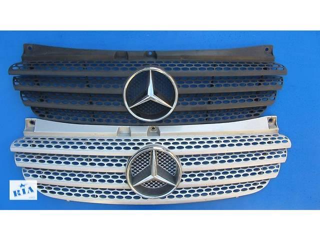 бу Решітка радіатора решітка бампера Мерседес Віто Віто (Віано Віано) Mercedes Vito (Viano) 639 2.2 3.0 в Рівному