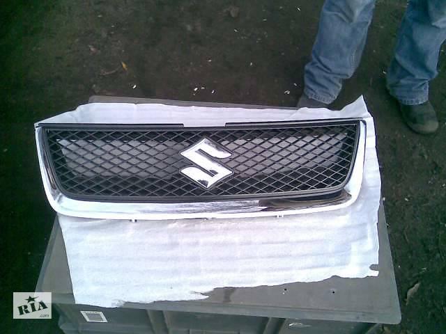 Решётка радиатора Suzuki Grand Vitara- объявление о продаже  в Киеве