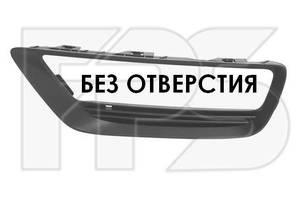Решетка в бампере левая Honda Accord 9 '13-15 EUR/USA (FPS) Без отверстия 71112TA2A00