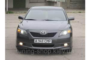 Реснички Toyota Camry