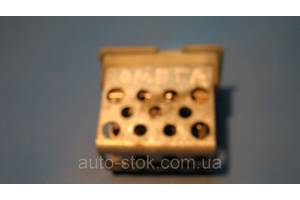 Резисторы печки Opel Omega B