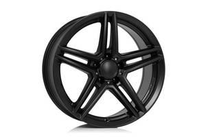 Rial M10 R19 W9.5 PCD5x112 ET25 DIA66.6 Racing Black