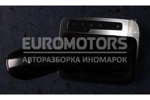 Рукоятка переключения АКПП чехол кожа VW Touareg 2002-2010 7P1713203A DIC