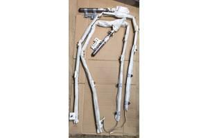 Шторка Подушка безопасности боковая для головы AIRBAG правая Ауди А6 С7 Audi A6 C7
